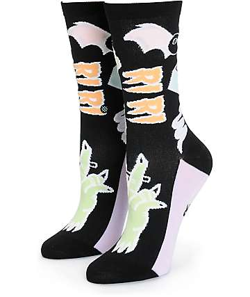 Stance x Rihanna Punk N Patch Crew Socks