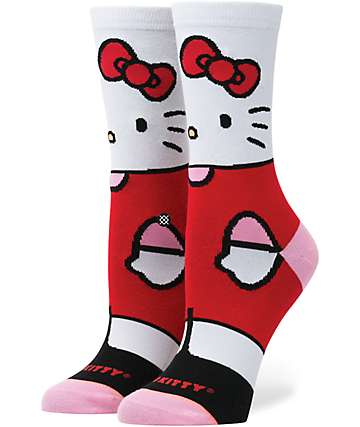 Stance x Sanrio Hello Kitty calcetines
