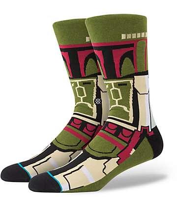Stance x Star Wars Boba Fett Crew Socks