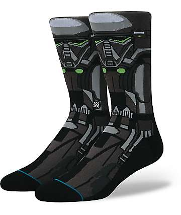 Stance x Star Wars Death Trooper Crew Socks