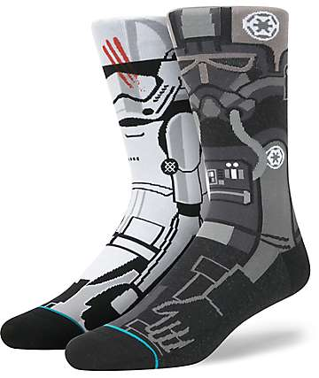 Stance x Star Wars Disturbance Crew Socks