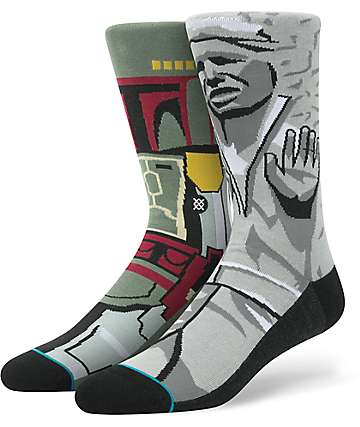Stance x Star Wars Frozen Bounty Crew Socks