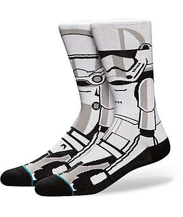 Stance x Star Wars Trooper 2 Crew Socks