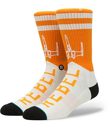 Stance x Star Wars Varsity Rebel Crew Socks