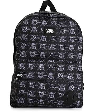 Star Wars x Vans Old Skool II Dark Side Darth Stormtrooper Backpack