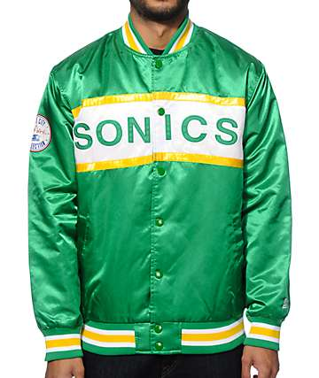 Starter Seattle Supersonics Satin Jacket