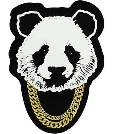 Stickie Bandits OG Panda Sticker