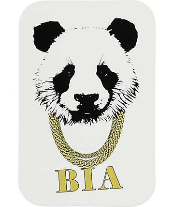 Sticky Bandits BIA Panda Sticker
