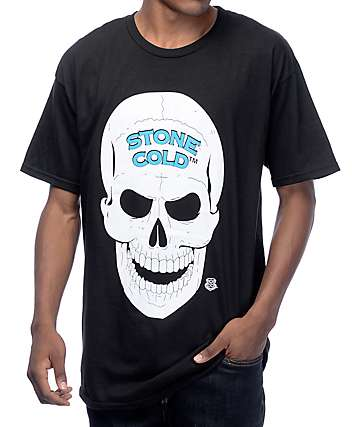 Stone Cold 3:16 Black T-Shirt
