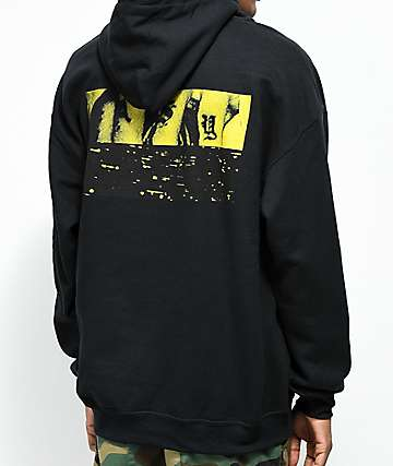 Stoney by Post Malone Rockstar Black Hoodie
