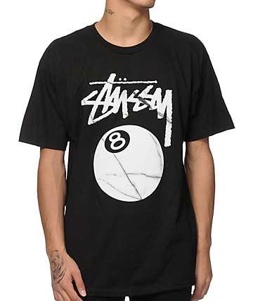 Stussy 8 Ball Marble T-Shirt