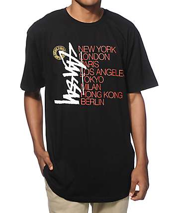 Stussy Buana Stack T-Shirt