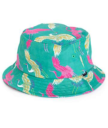 Stussy Cranes Bucket Hat