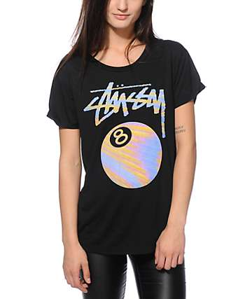 Stussy Digital 8 Ball T-Shirt