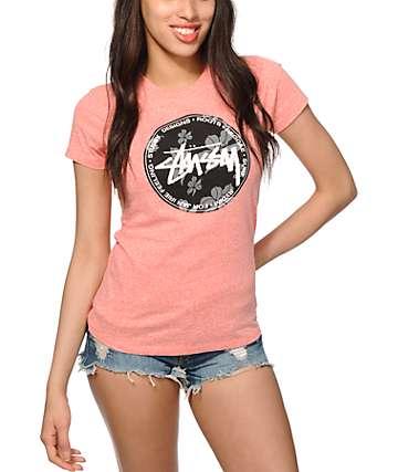 Stussy Floral Dot T-Shirt