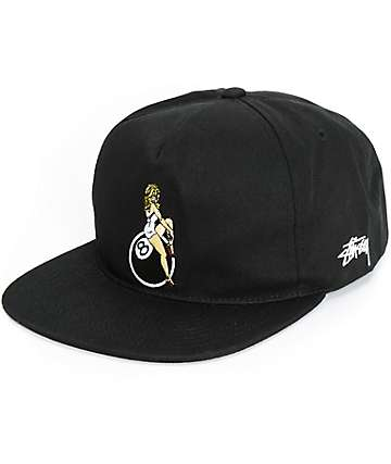 Stussy Lady Luck Strapback Hat