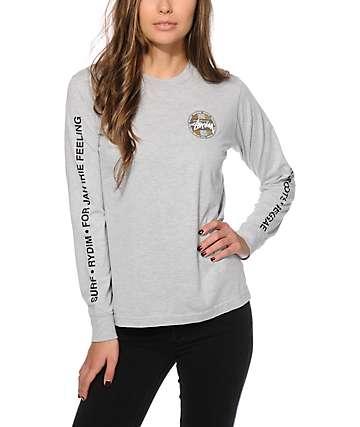 Stussy Metallic Dot Long Sleeve T-Shirt