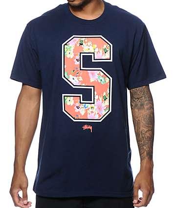 Stussy S Flowers T-Shirt