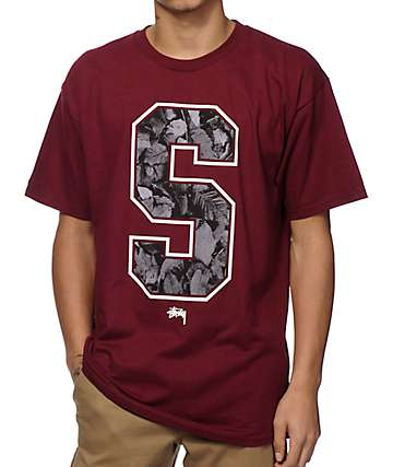 Stussy S Leaves T-Shirt