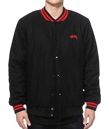 Stussy Wool Varsity Jacket