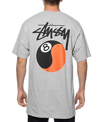 Stussy Yin Yang Ball T-Shirt