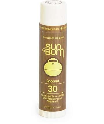 Sun Bum SPF 30 Coconut Chapstick