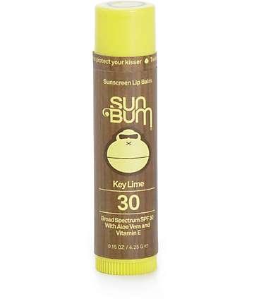 Sun Bum SPF 30 Key Lime Chapstick