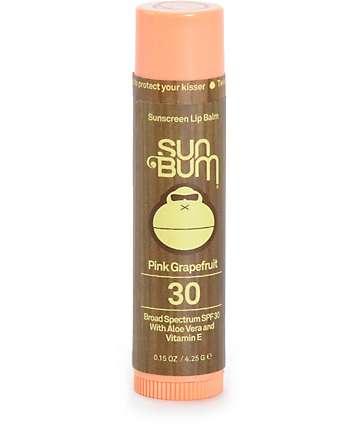 Sun Bum SPF 30 Pink Grapefruit Chapstick