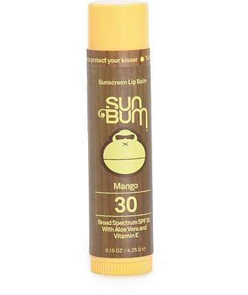 Sun Bum SPF 30 Pink Mango Chapstick