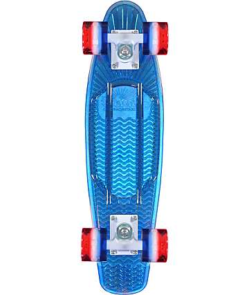 "Sunset Merica 22"" Cruiser Complete Skateboard"