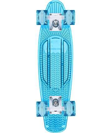 """Sunset Ocean 22"""" Cruiser Complete Skateboard"""