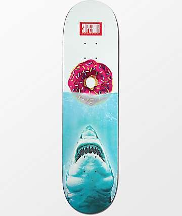 "Superior Jaws Donut 8.125"" Skateboard Deck"