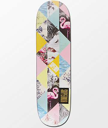 "Superior Prism Springs 8.5"" Skateboard Deck"
