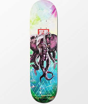 "Superior Tentacles 8.25"" tabla de skate"