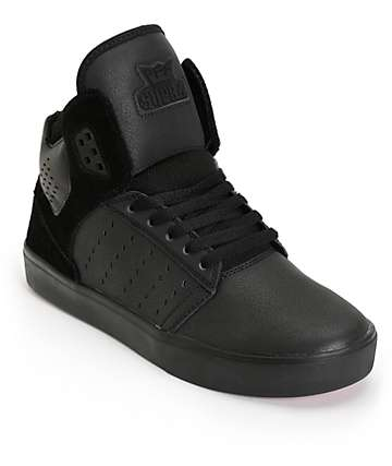 Supra Atom Red Carpet Skate Shoes