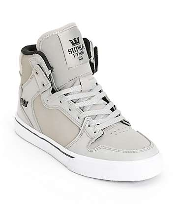 Supra Boys Vaider Skate Shoes