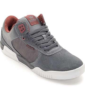 Supra Ellington zapatos de skate en gris y color carbón