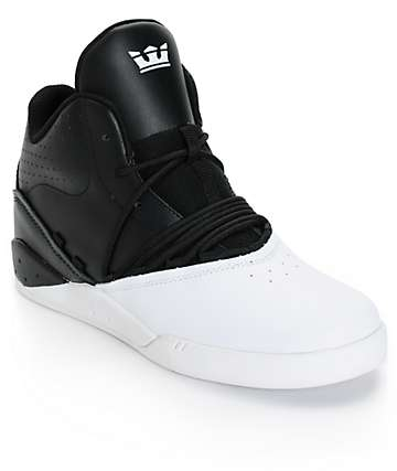 Supra Esteban Leather Skate Shoes