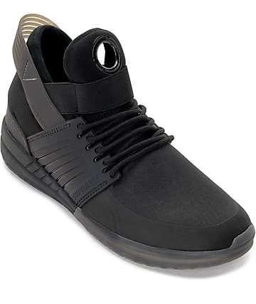 Supra Skytop V Mono Black Skate Shoes