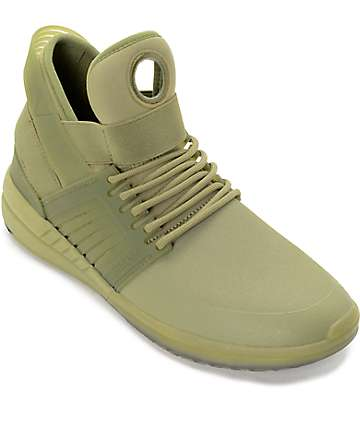Supra Skytop V Mono Herb Dried Skate Shoes