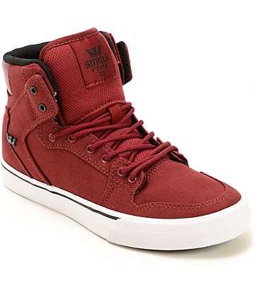 Supra Vaider zapatos de skate (niño)