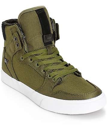 Supra x Rothco Vaider Skate Shoes