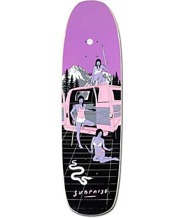 "Surprise The Van 8.75"" Skateboard Deck"