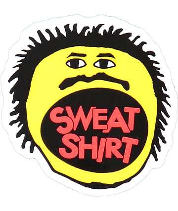 Sweatshirt By Earl Sweatshirt All Dat Sticker