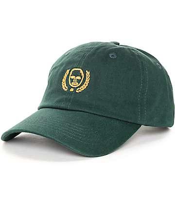 Sweatshirt By Earl Sweatshirt Crest Dark Green Strapback Hat