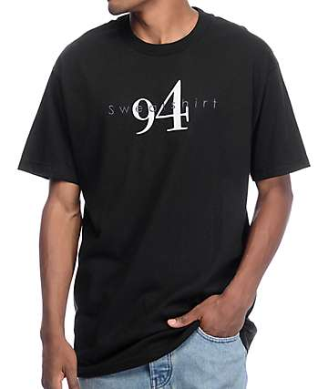 Sweatshirt By Earl Sweatshirt Earl 94 Black T-Shirt