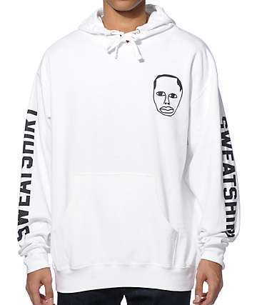 Sweatshirt By Earl Sweatshirt Face Hoodie