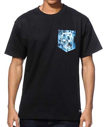 Sweatshirt By Earl Sweatshirt Face Tie Dye Pocket T-Shirt