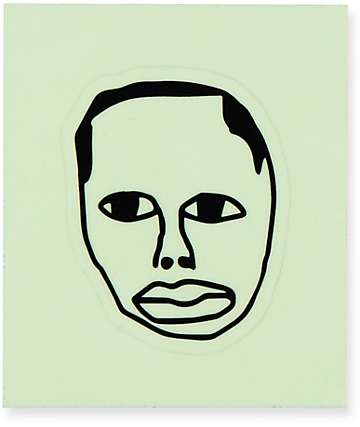 Sweatshirt By Earl Sweatshirt Glow In The Dark Earl Face Sticker