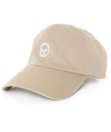 Sweatshirt By Earl Sweatshirt Header Khaki Baseball Hat